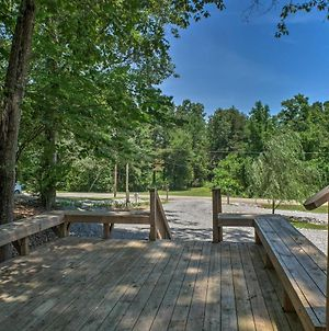 Guntersville Lake Cabin With 3 Fishing Ponds! photos Exterior