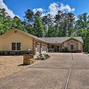 Hot Springs Home With Pool Table, Grill & Fire Pit! photos Exterior