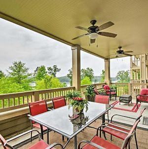 Talladega Area Condo With Lake Views And Pool! photos Exterior