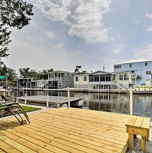 Homosassa Riverfront Home With Boat Ramp&Docking photos Exterior
