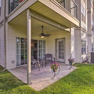 Golf Course Condo With Pool - Less Than 4 Mi To Branson Landing photos Exterior