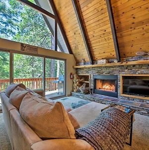 Luxe Lake Arrowhead Home With Game Room And Hot Tub photos Exterior