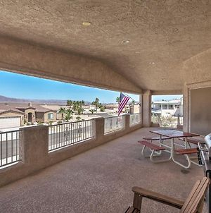House With Grill, Balcony & Views Of Lake Havasu photos Exterior