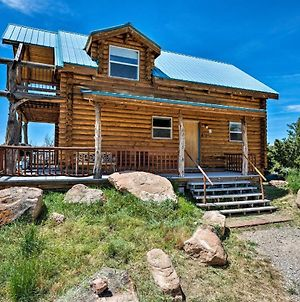 Pet-Friendly Moab Cabin With Mtn Views And Bbq! photos Exterior