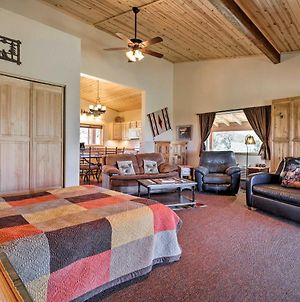 5-Acre Moab Studio With Bbq And Stunning Mtn Views photos Exterior