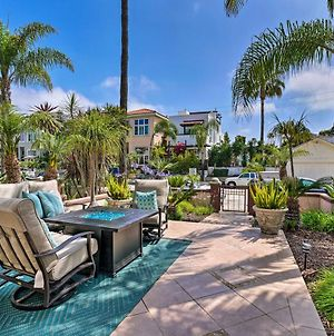 Luxe Home With Rooftop Patio Walk To Oceanside Beach photos Exterior