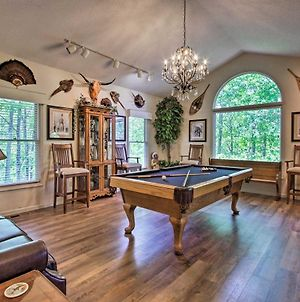 Eclectic Cabin With Hot Tub Less Than 1Mi To Ober Gatlinburg photos Exterior