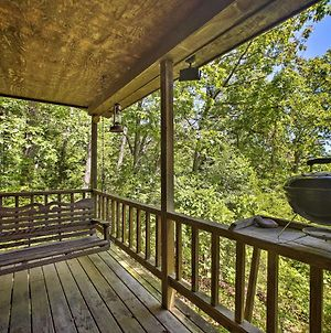 Secluded Studio W/Deck, 8.5Mi To Beaver Lake! photos Exterior