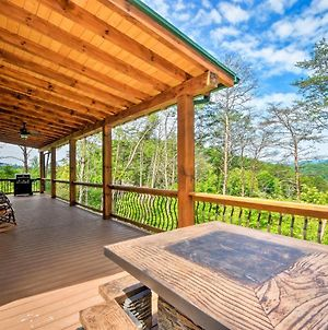 'Southern Spirit' Cabin - 1 Mile To Bryson City! photos Exterior