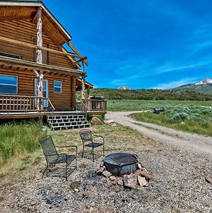 Cabin With Fire Pit, Views And Bbq, 18 Mi To Moab! photos Exterior