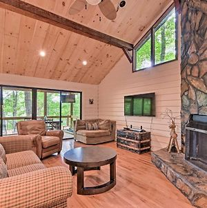 Blue Ridge Lake Cabin With Boat Dock And Hot Tub! photos Exterior