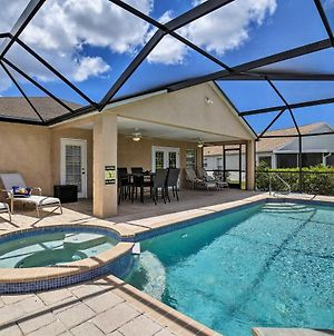Bradenton Home With Lanai & Saltwater Pool And Spa! photos Exterior