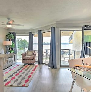 Lakefront Condo With Dock, 7 Mi To Hot Springs Ntl Pk photos Exterior