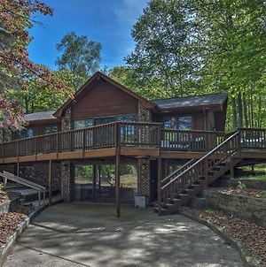 Waterfront Eagle River Lake Home With Boat Dock photos Exterior