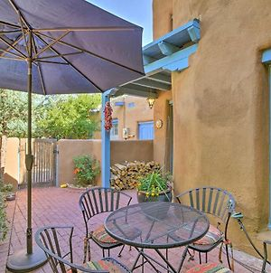 Adobe Townhome With Private Patio Less Than 1Mi To Canyon Road photos Exterior