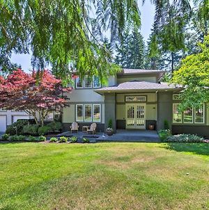 Seattle Home With Fire Pit & Pvt Putting Green photos Exterior