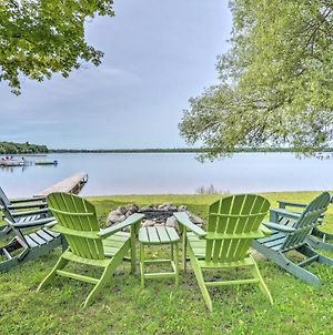 Waterfront Paradise Lake Cottage With Pvt Dock! photos Exterior