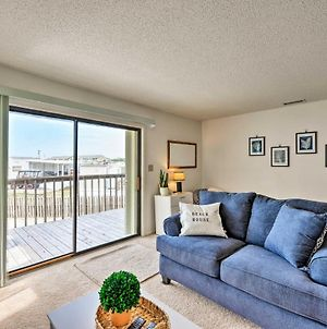 Emerald Isle Condo With Pool And Ocean Views! photos Exterior