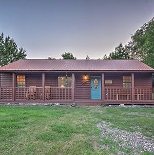 Starlight Cabin' In Broken Bow With Hot Tub! photos Exterior