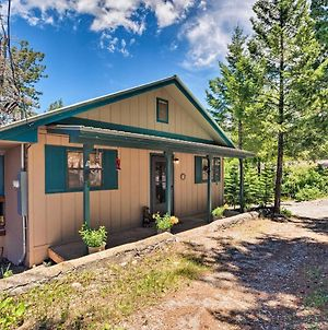 Cabin With Deck 3 Mi To Ski Cloudcroft And Hiking photos Exterior