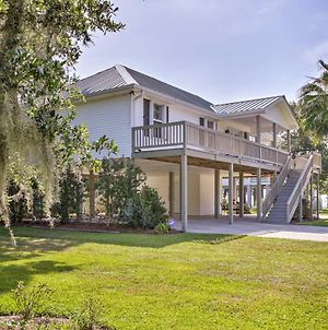 The Palm Bay St Louis Home - Walk To Beach! photos Exterior