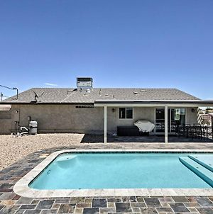 Lake Havasu Home With Mtn Views - 10 Mins To Marina! photos Exterior