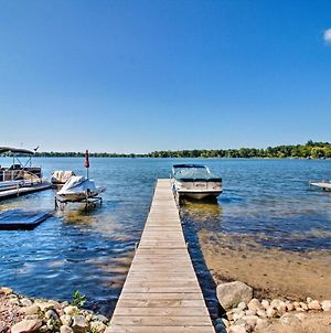 Lakefront Chelsea Home With Dock, Kayaks & Patio photos Exterior