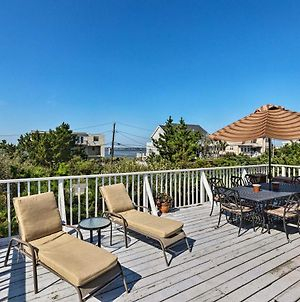 Westhampton Beach Home With Deck & Ocean Views! photos Exterior