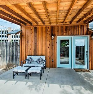 Renovated Modern Home With Patio, Walk To Texas Tech! photos Exterior