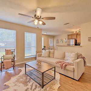 New-Aggieland Townhome W/Yard-1.4 Mi To Kyle Field photos Exterior