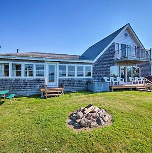 Shorefront House With Views, 14 Mi To Acadia Np! photos Exterior