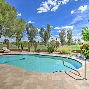 Scottsdale Golf Course Home With Private Pool And Bbq! photos Exterior