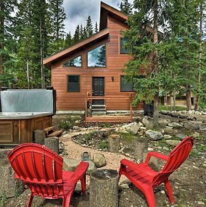 Upscale Mountain Living In Breck - Hot Tub & Views! photos Exterior