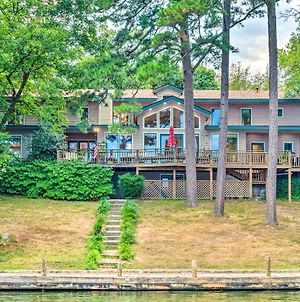 Lake Hamilton Home, 5 Min To Oaklawn Race Track! photos Exterior