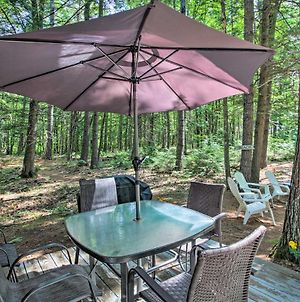 Quiet & Remote Waterfront Cottage On Panther Pond! photos Exterior