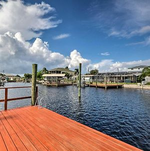 Canalfront Hudson Home With Private Dock And Yard! photos Exterior