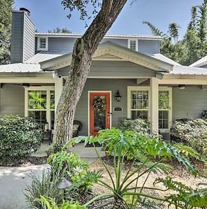 St. Augustine Home With Patio - Walk To Beach photos Exterior