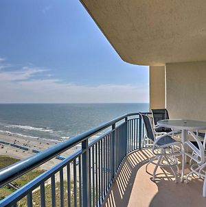 Myrtle Beach Condo With Balcony-Steps To Ocean! photos Exterior