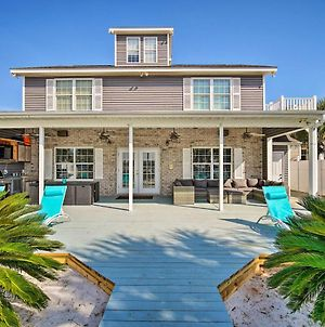 Waterfront Pensacola Home With Boat Dock And Lanai photos Exterior
