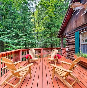 Private Wooded Cabin, 8 Mi To Sundance Ski & Town! photos Exterior