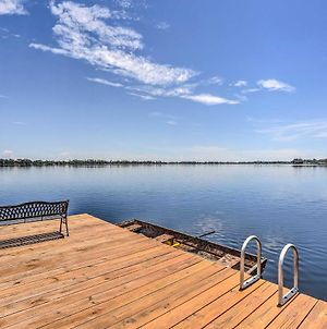 Waterfront Lake Placid Home With Game Room & Dock! photos Exterior