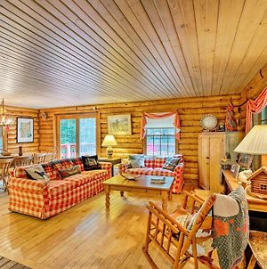 Private Wooded Cabin, 8 Mi To Sundance Ski And Town! photos Exterior