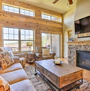 Winter Park Chalet With Hot Tub & Free Shuttle! photos Exterior