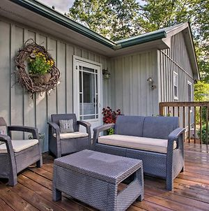 Tuckasegee Home With Fire Pit, View, Pool Table photos Exterior