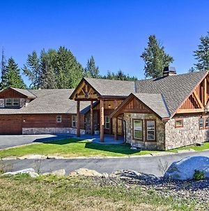 Beautiful Priest Lake Home On Golf Course! photos Exterior