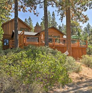 Old Tahoe Brockway Lodge With Hot Tub And Lake Views! photos Exterior