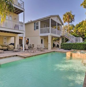 Holmes Beach Family Home With Private Pool And 3 Decks! photos Exterior