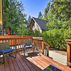 Updated Cabin Close To Lake Arrowhead Village! photos Exterior