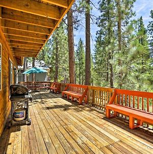 Spacious South Lake Tahoe Home, 4 Mi To Heavenly! photos Exterior