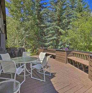 Vail Condo With Mtn View Deck - Steps To Ski Shuttle photos Exterior